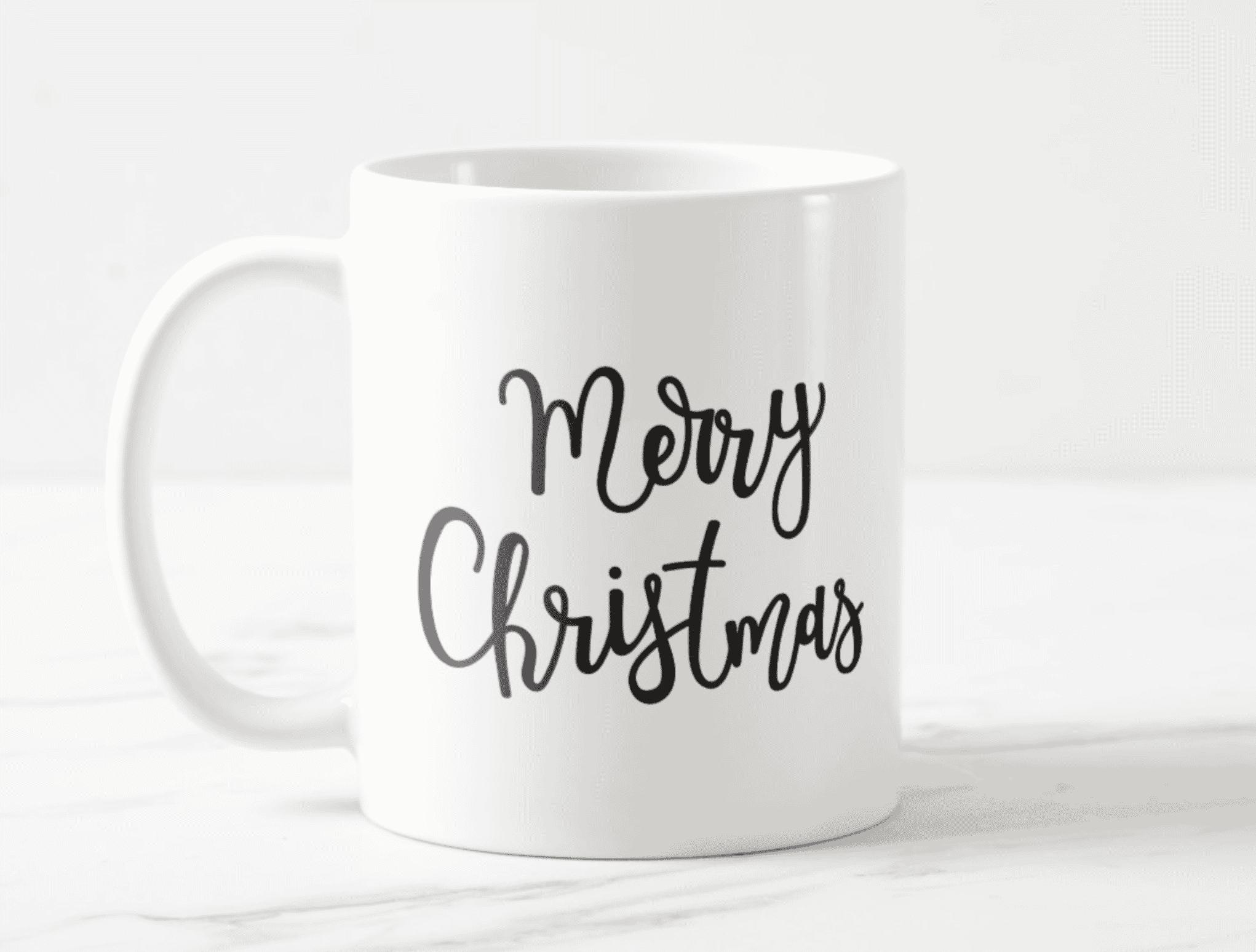 Zudua Buy Simple Merry Christmas Coffee Mug Online Shopping Website To Buy Everything