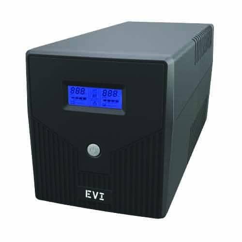 EVI POWER UPS 1100VA UPS  2 YEAR WARRANTY (1 YEAR ON BATTERY)