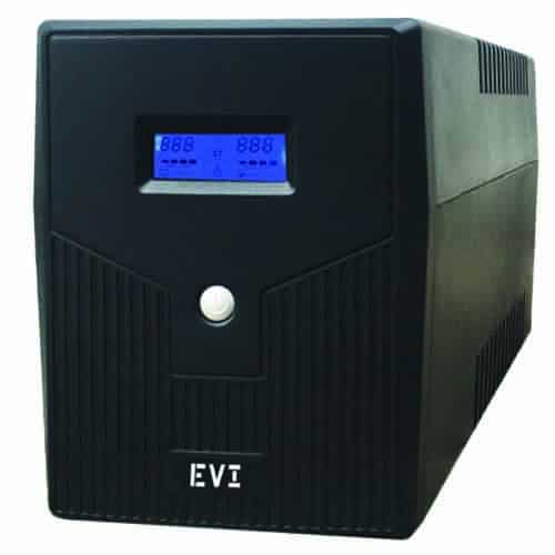 EVI POWER UPS 2000VA UPS  2 YEAR WARRANTY (1 YEAR ON BATTERY)
