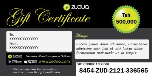 voucher 01 510x255 - Gift Certificate