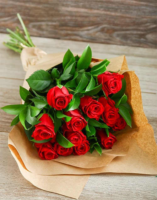 Red Rose Bouquet small