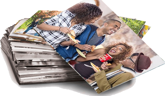 8x16in – Printed Photos