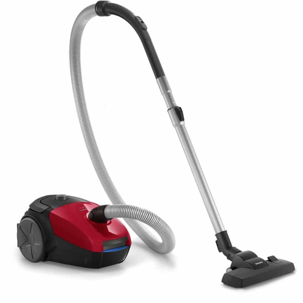 Philips FC8293/01 PowerGo Vacuum Cleaner (Red)