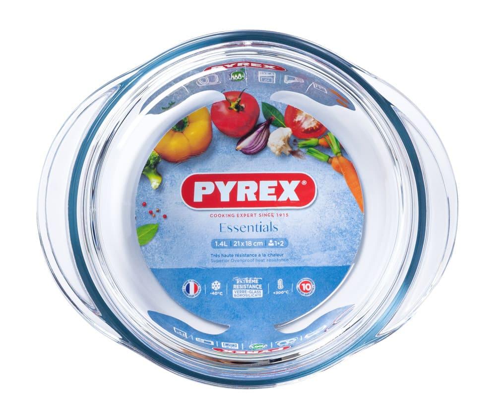 PYREX CASSEROLE ROUND 1.4L 207A000/7143