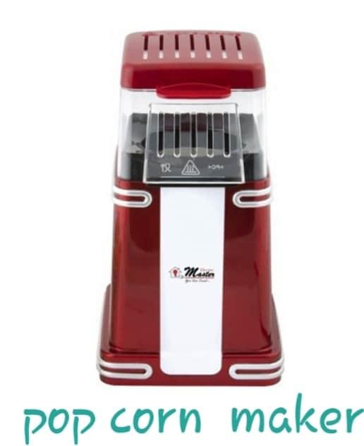 POPCORN MAKER ELECTRO MASTER EM-PCM-1277