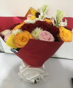 4238ED7D FCF2 4ACF 95AF FDEC3DDF3911 20200611 175333395 247x296 - Mixed Flowers Bouquet