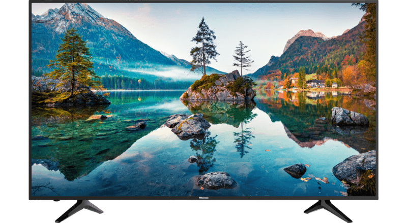 "HISENSE 50"" UHD SMART LED TV 50A6100UWTS"