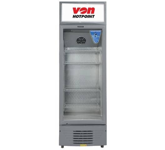 Von Single Door Showcase Chiller 229L – VARV 22 DAS
