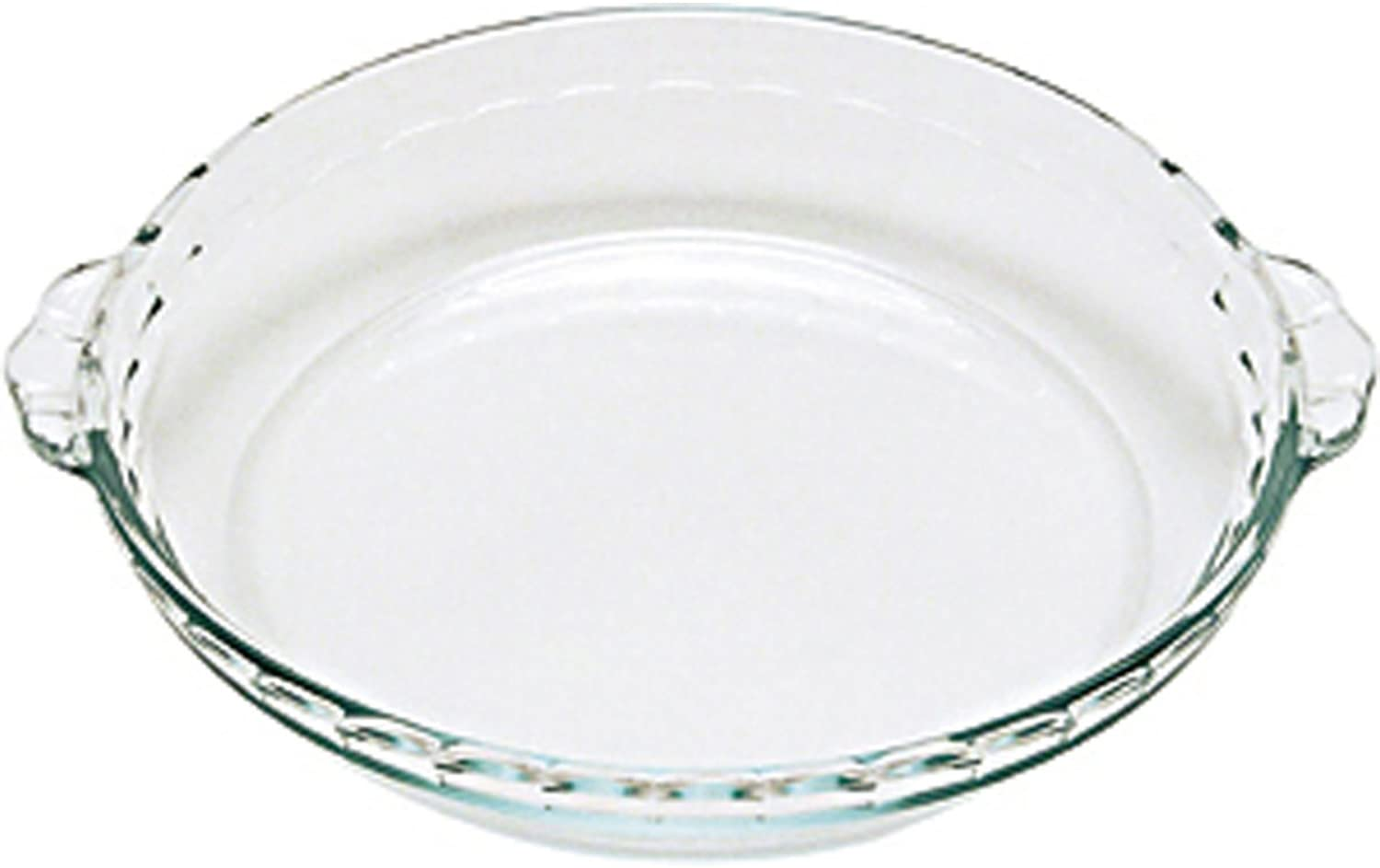 PYREX PIE DISH WITH HANDLE BAKE 198B000/5646