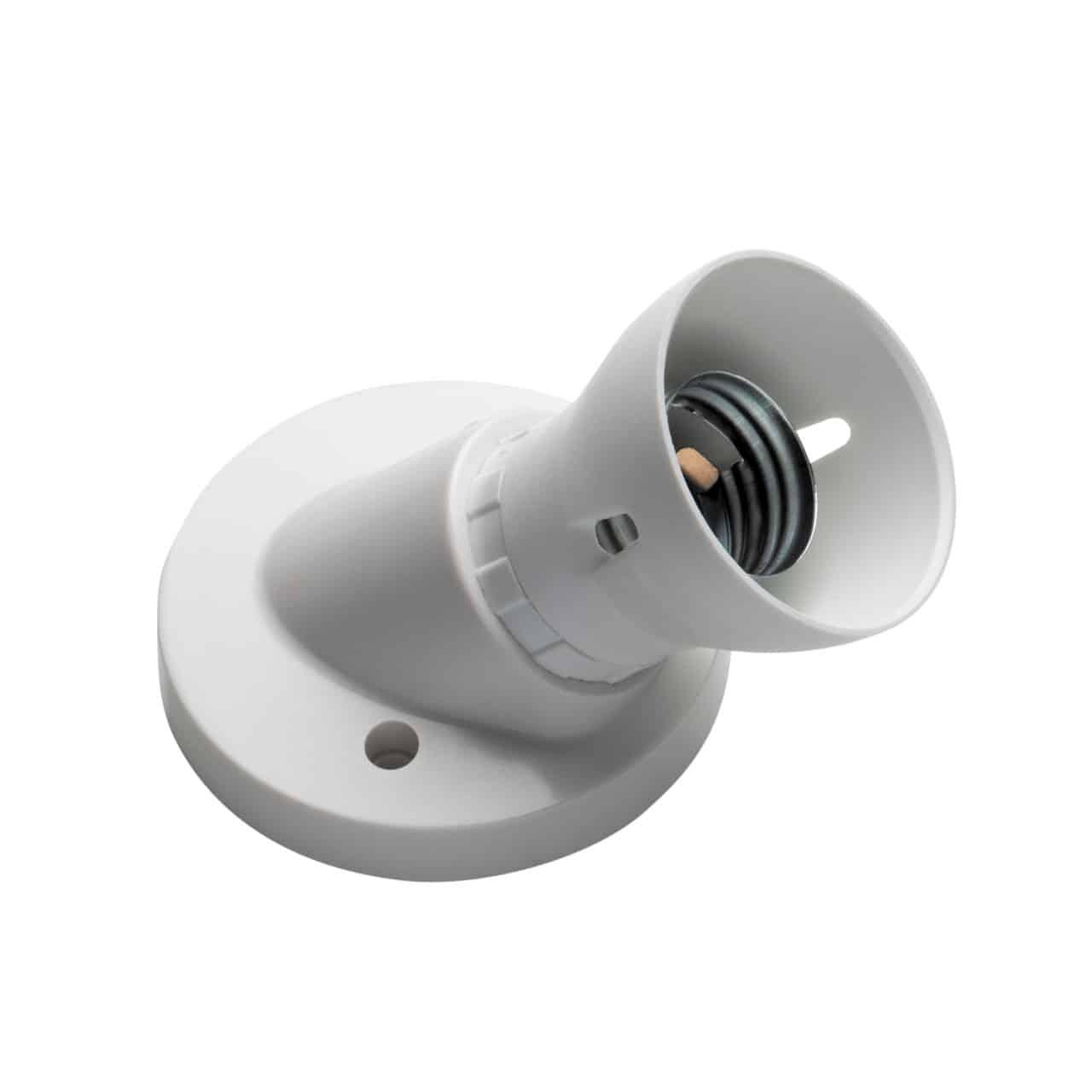 Tronic Batten Holder Angle B22 (Pin)