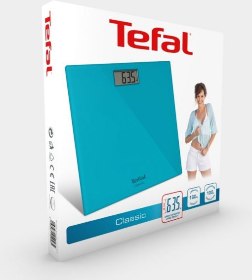 998806 tefal pp1133v0 classic szemelyi merleg kek 510x567 - TEFAL PP1133V0 Classic personal Bathroom Scale