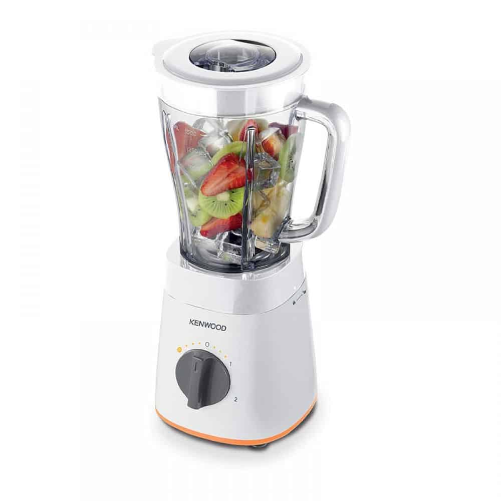 Kenwood Blender 2L 500w With Mill 2 Speed BLP15.150wh