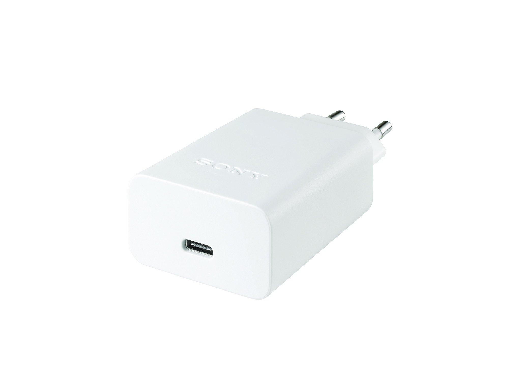 SONY USB AC C TYPE ADAPTOR FAST CHARGING CP-ADM3