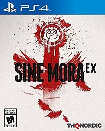 Sine Mora Ex PlayStation 4 Cd