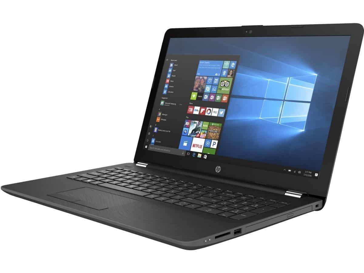 HP 15-RA005NIA CEL N3060 1.6GHZ 4GB 500GB WIND 10 HOME DVDRW WIFI 15.6 INC 1 YEAR WARRANTY