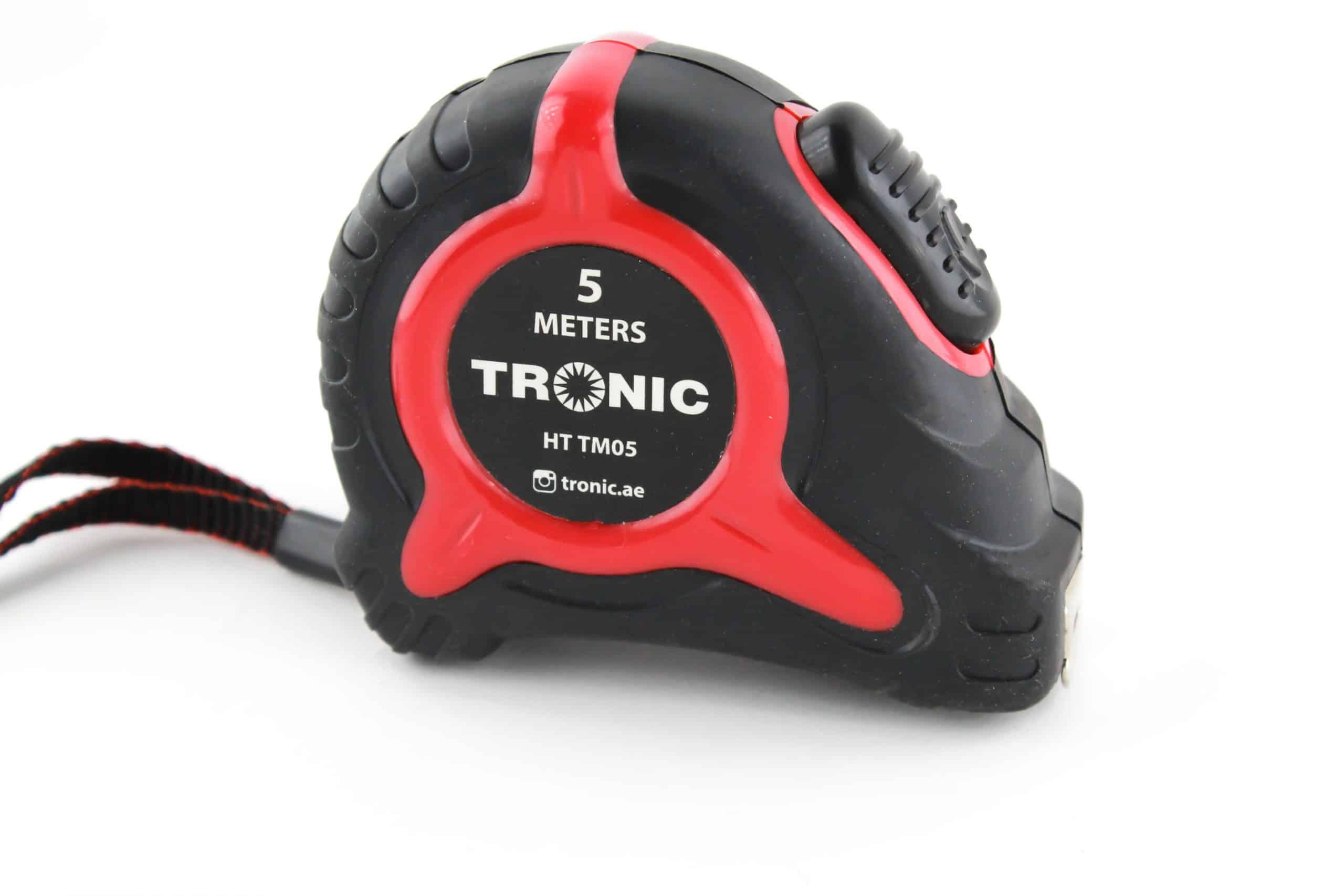 Tronic Measuring Tape 5M HT TM05