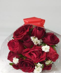 IMG20210207171341 scaled 247x296 - 10 Red Roses Bouquet