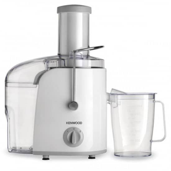 KENWOOD JUICE EXTRACTOR 800W WITH CONTAINER 2 SPEED JEP02.A0WH