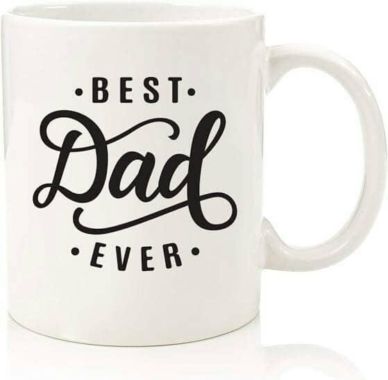 Best Dad Ever Mug