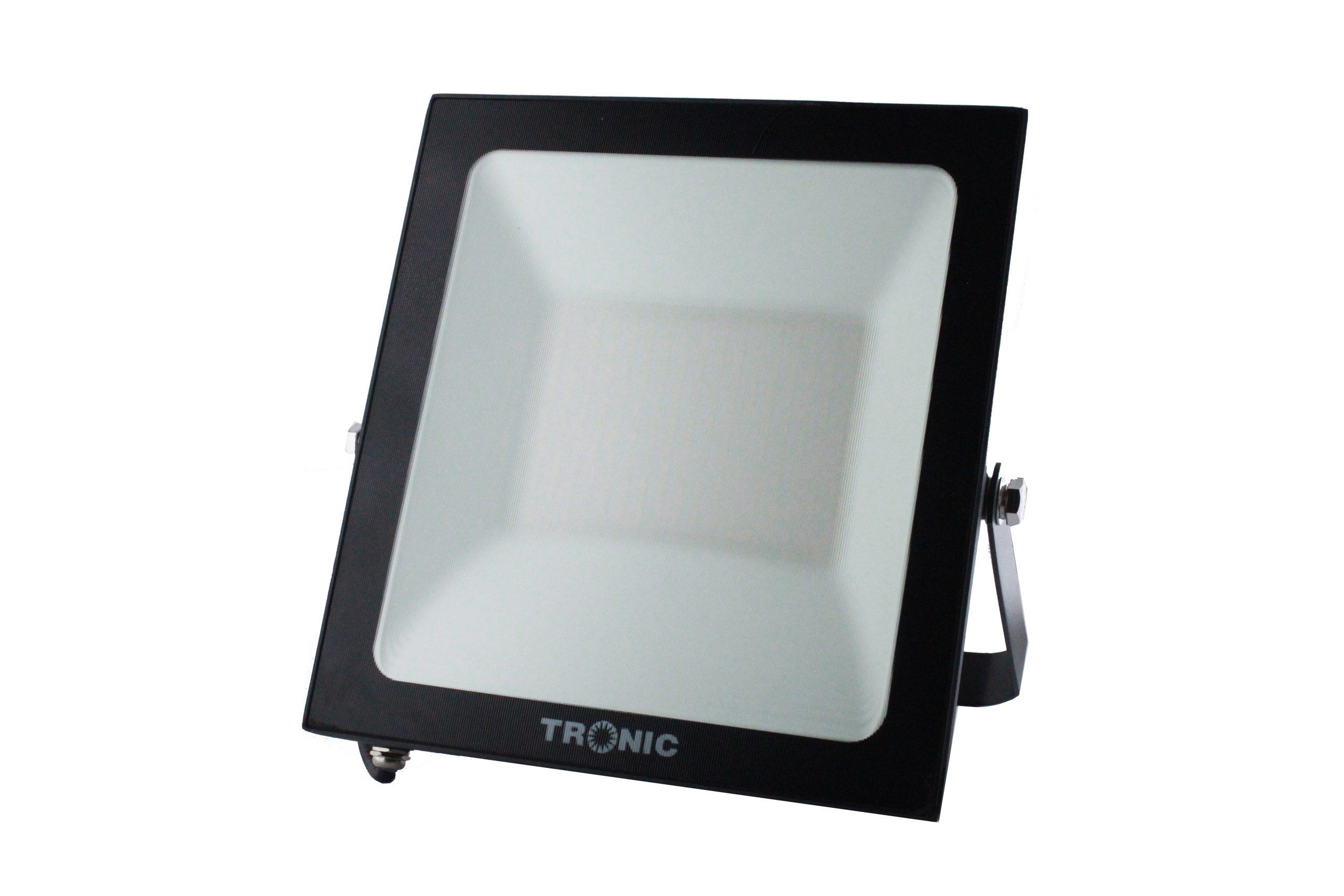 Flood Light LED SLIM 100W Tronic SL 3079-10-BK-DL