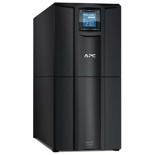 APC SMART SMC UPS C 3000I VA LCD 230V