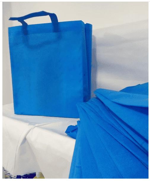 Non Woven Box Type Bags 50pcs