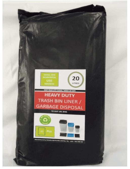 Trash / Garbage Bin Liner 30pcs
