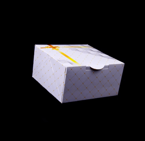 Cake Box 25x25cm Printed