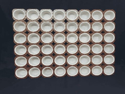 Muffin tray 1oz