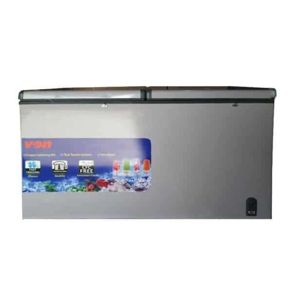VON Hotpoint Chest Freezer 600L Double Door VAFC 60DAS