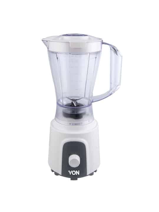 Von  Blender 1.5 Liter Jar 400W – White – VSBT 04BCW