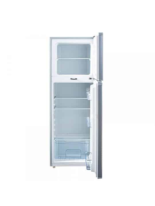 Von Refrigerator Double Door Fridge 136L VART 16DES
