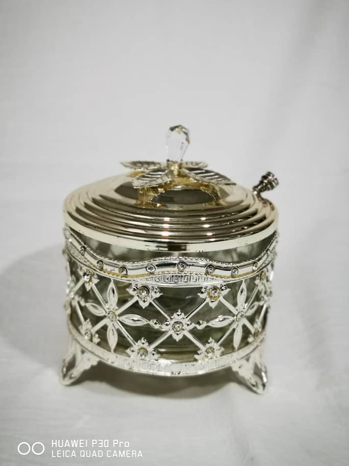 One Silver Bowl with lead – Design 1