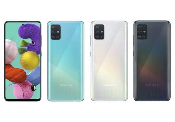a51 600x418 - Samsung Galaxy A51 - Dual Sim