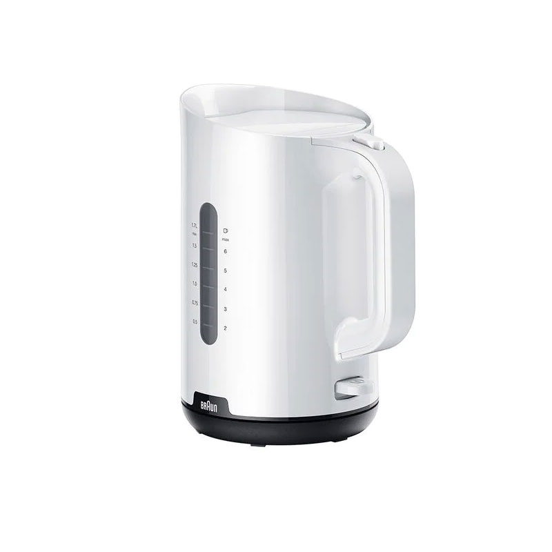 Braun Kettle 1.7L 2200w BPA Free WK101AI-WK1100WH