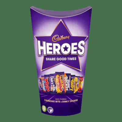 Cadbury Heroes Carton-290g