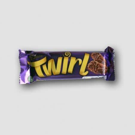 Twirl chocolate bar 43g