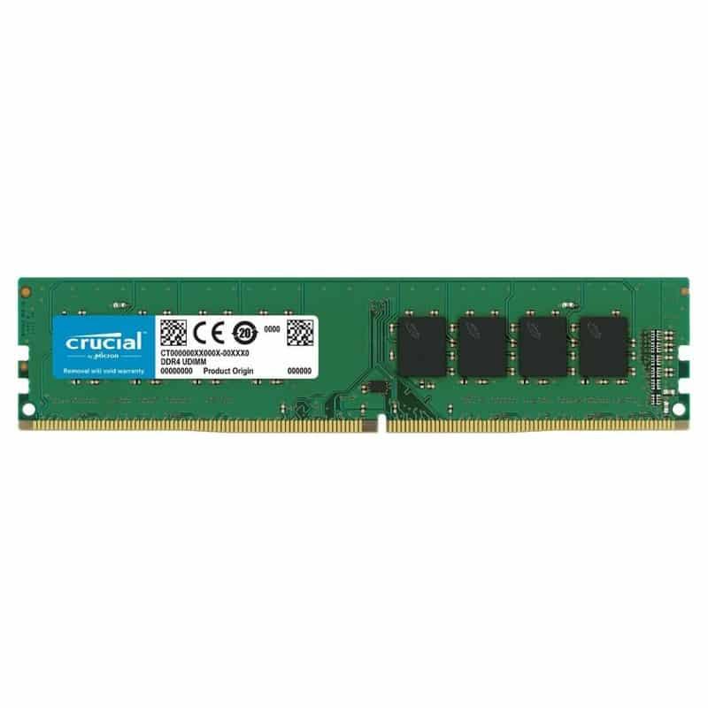 CRUCIAL 8GB DDR4 DESKTOP RAM