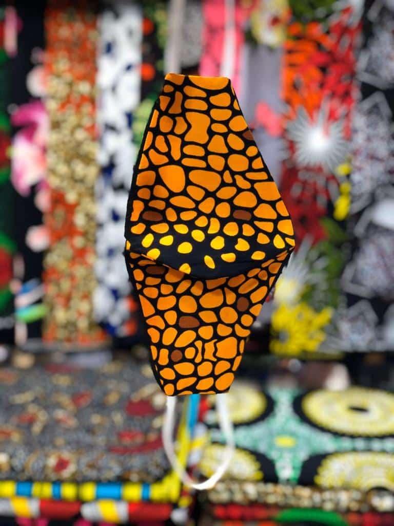 African Design Mask