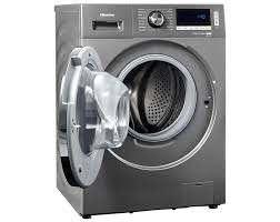 download 7 8 - Hisense Washing Machine 10KG Wash 7Kg Dry WD Titanium WDBL1014VT