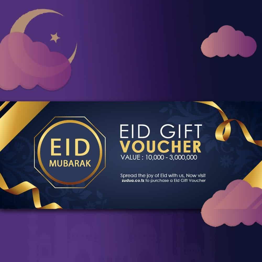 Eid Gift Certificate