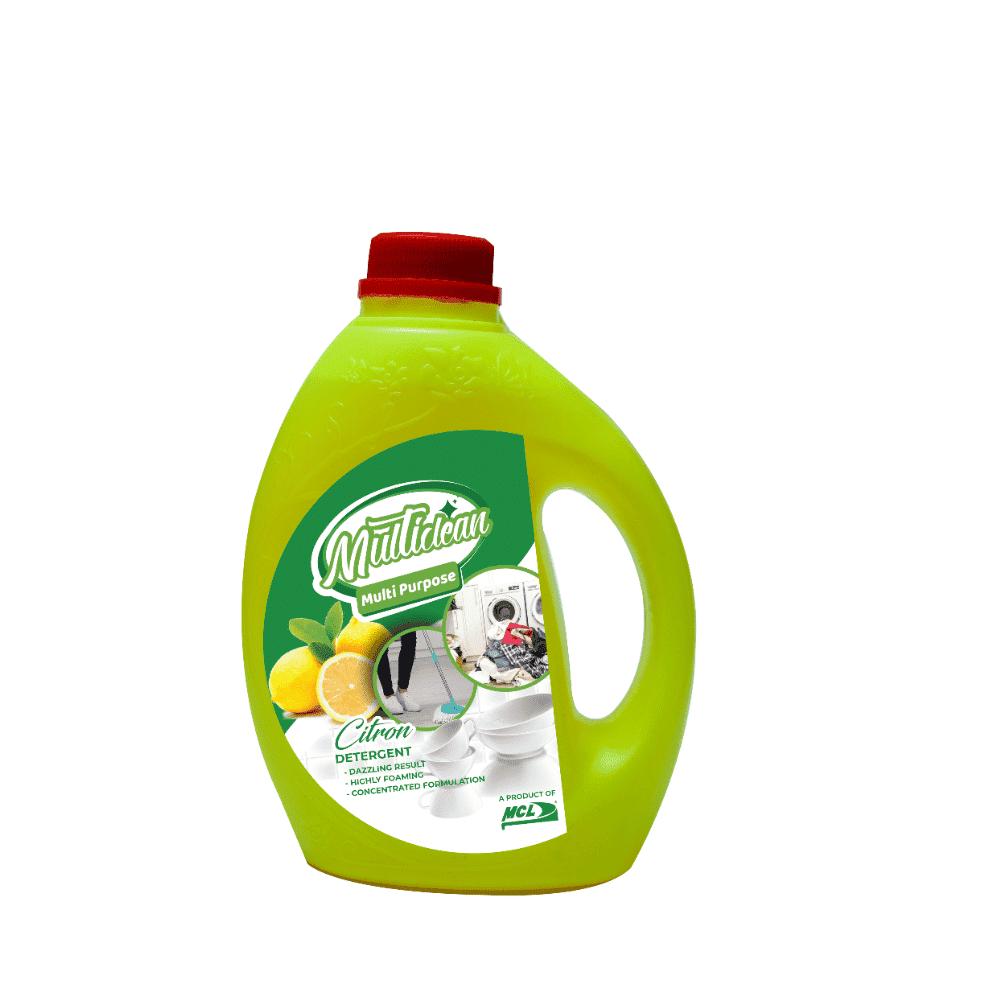Multipurpose Detergent Citron 1L