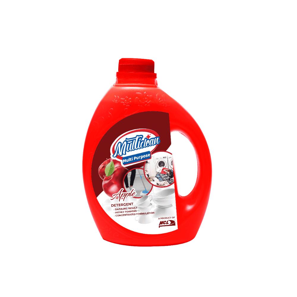 Multipurpose Detergent Apple 1L