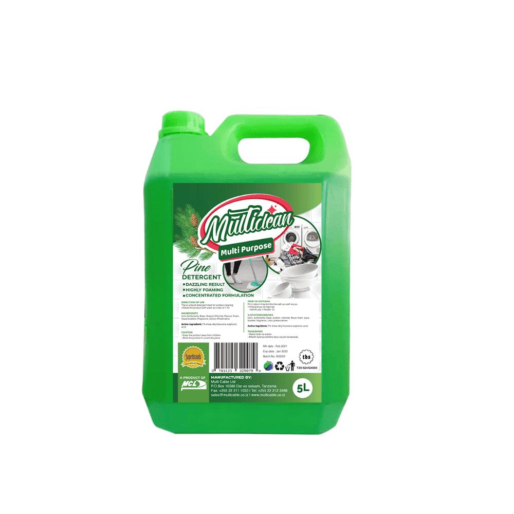 Multipurpose Detergent Pine 5L