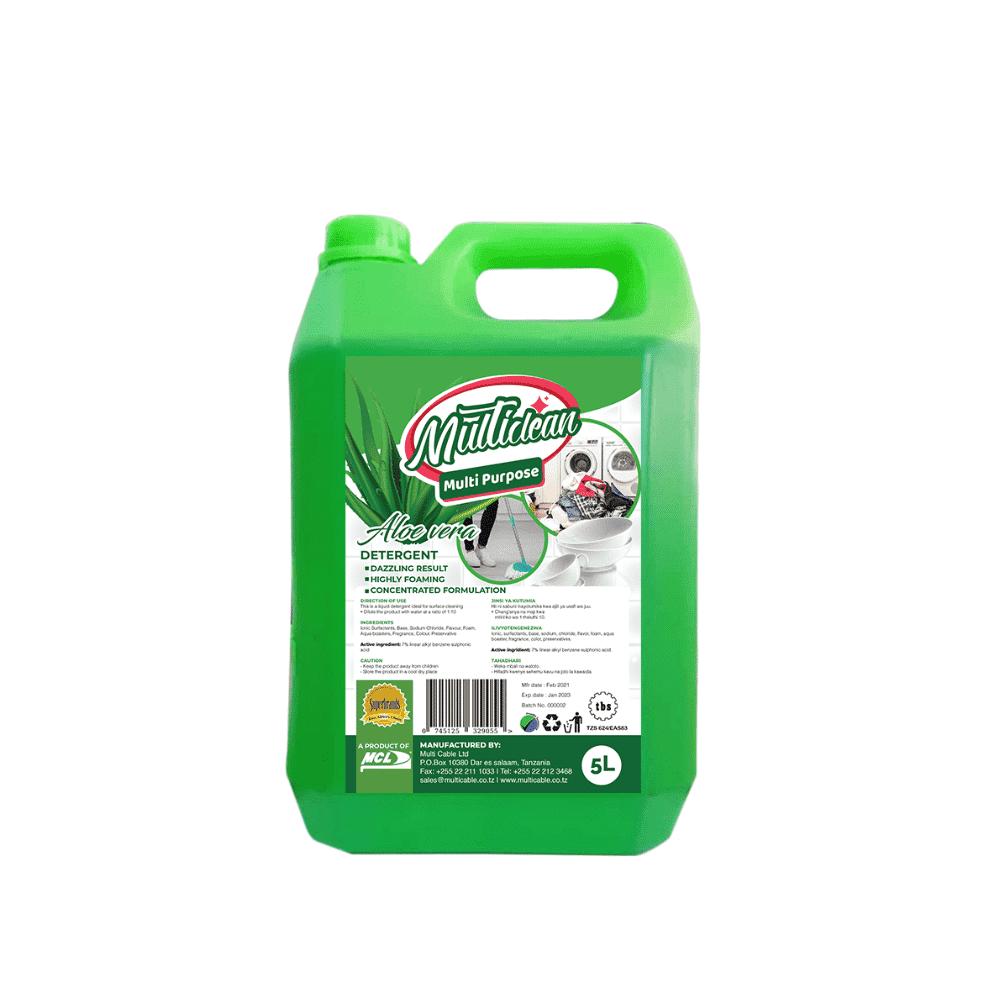 Multipurpose Detergent Alovera 5L