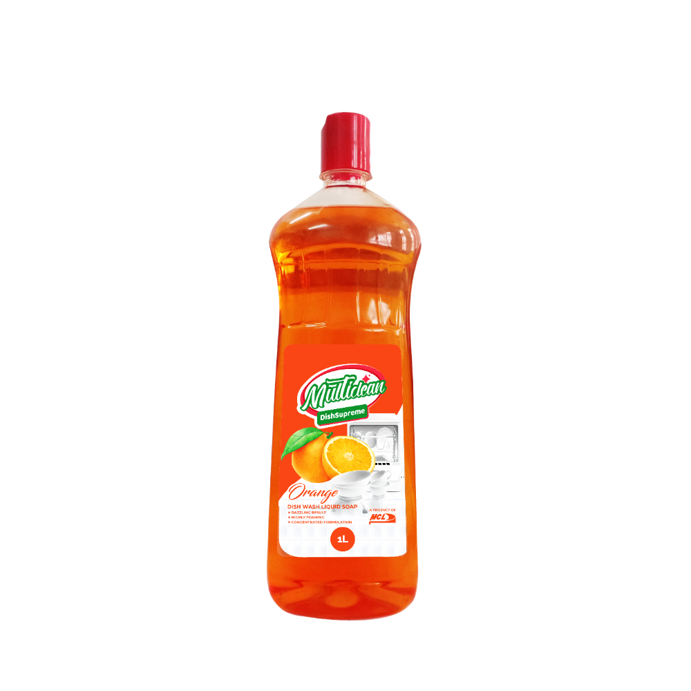 Multi Clean Dishwashing Liquid Soap 500ml (Flip Top)