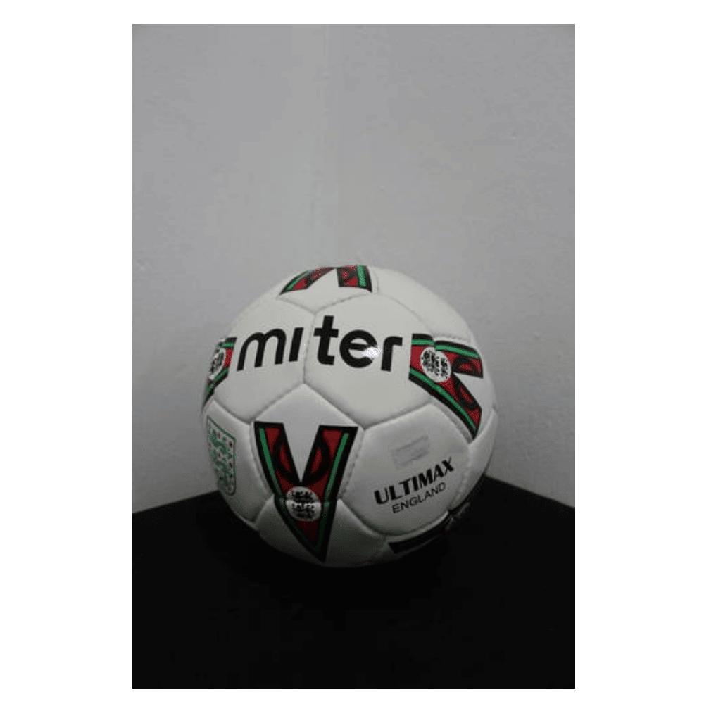 Miter Ultimax Football England.