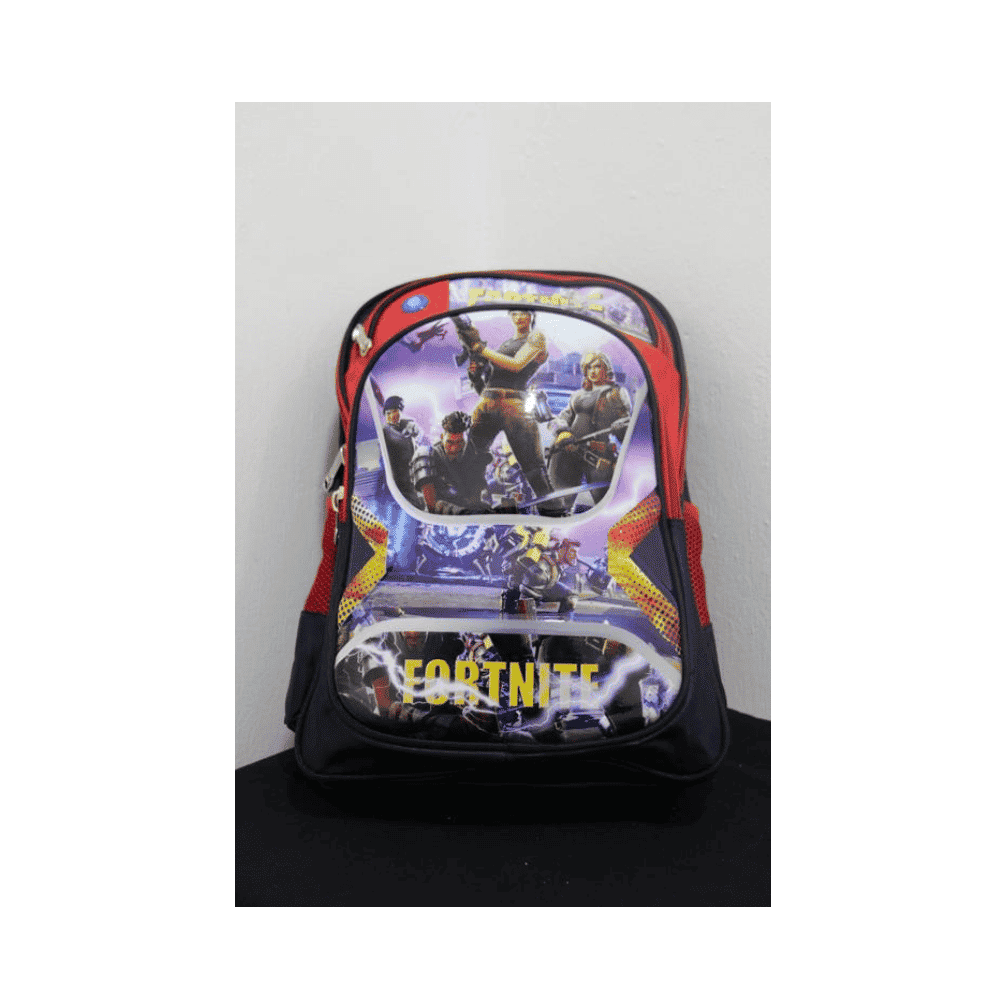 Fortnite School Bag Without Trolly
