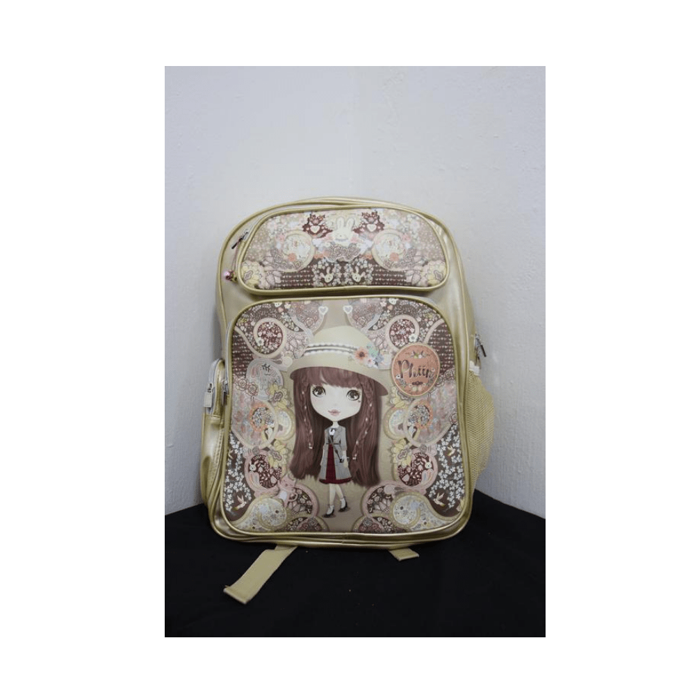 Minnie Cartoon School Bags
