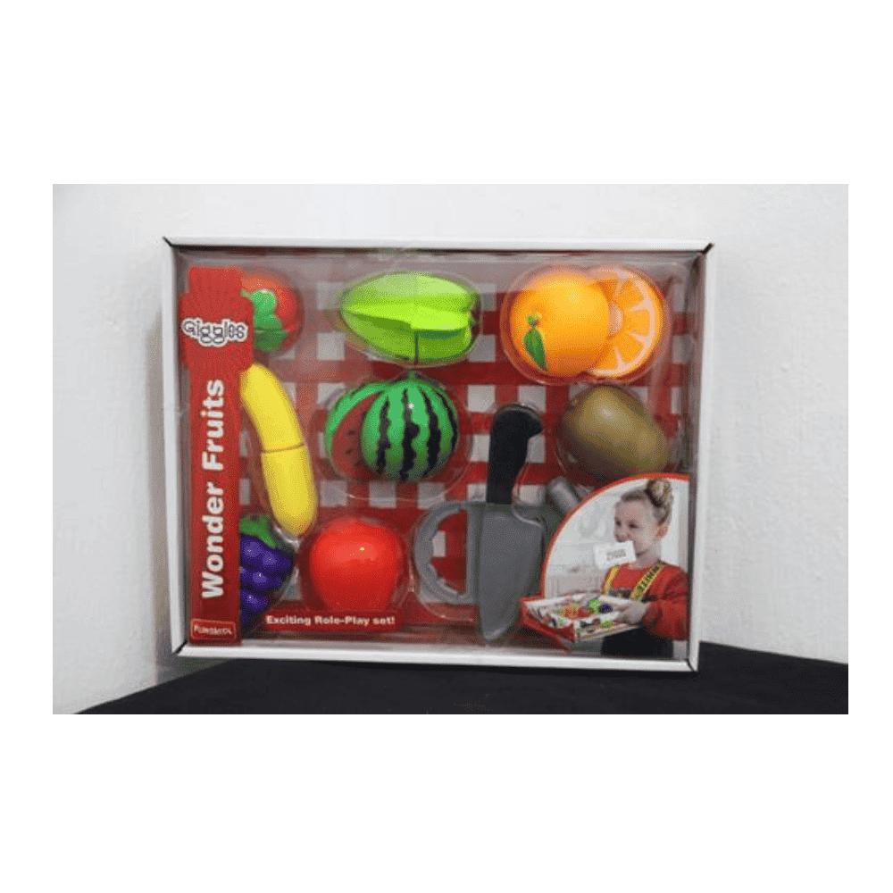 Wonder Fruits